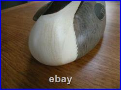 Big Sky Carvers Maine Pintail Wood Carving Masters Edition