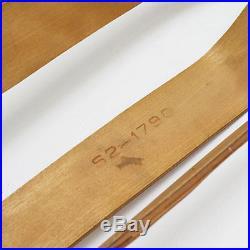 Charles Ray Eames Sculpture Wood Leg Splint Vintage Modern Decorative Design 40s