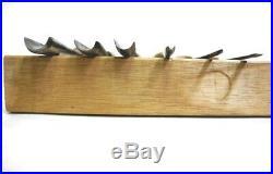 J A HENCKELS Vintage Set 12 Wood Carving Tools Chisels USERS L@@K