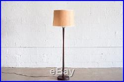 Mid Century Floor Lamp Danish Modern Laurel Sculptural Floor Light Vintage