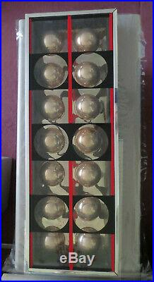 Mod Shadow Box Wall Ron Fritts Wall Sculpture Vintage 1960 Mid Century Modern