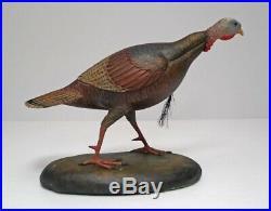 Turkey Wood Carving By Frank Finney Wildlife Bird
