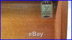 Vintage Cutco 3 Piece Carving Set In Wood Box Original New Condition 1001