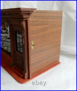 Vintage Kupjack Silver Shop Duck Sculpture Dollhouse Miniature 112